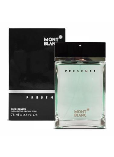 Mont Blanc Presence Edt 75 Ml Erkek Parfüm Renksiz